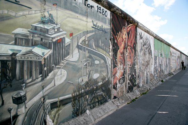 Berlin - I murens fotsp�r