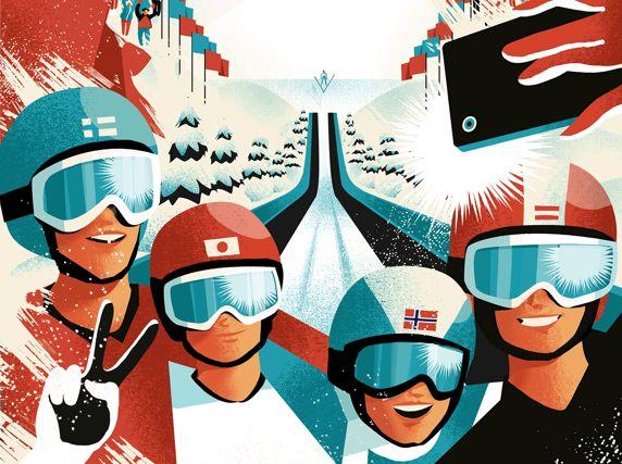 Skid- VM i Lahti