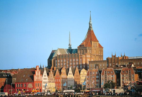 Nöjesweekend Rostock