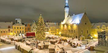 Julmarknad Tallinn