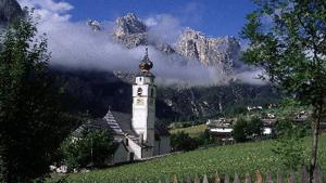 Sommarvandring Dolomiterna
