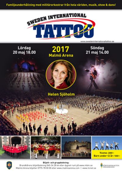 Sweden International Tattoo - Malmö