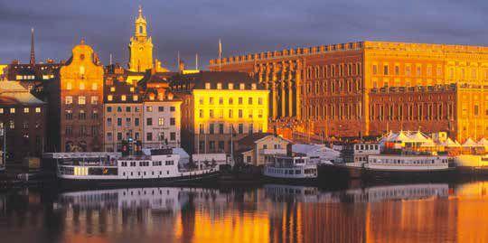 Stockholm på egen hand