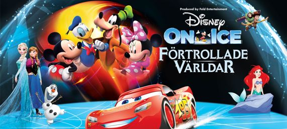 Disney On Ice - Göteborg