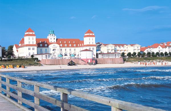 Stralsund och öarna Rügen och Usedom