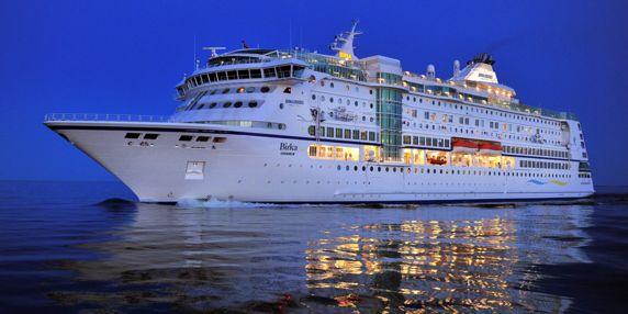 Kryssning Med Birka Cruises