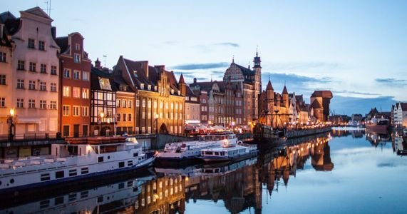 Polen - historia, koncentrationsläger, natur och shopping