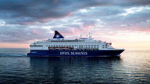 Vår- och höstkryssning med DFDS seaways Köpenhamn - Oslo