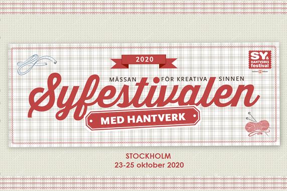 Sy- & Hantverksfestivalen i Stockholm