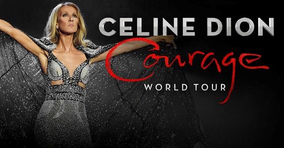 Celine Dion - Stockholm