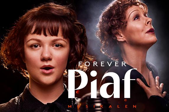 Forever Piaf - Stockholm