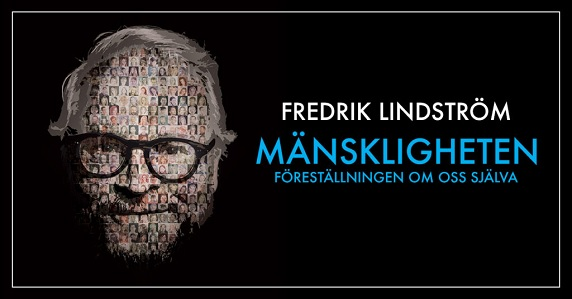 Fredrik Lindström Mänskligheten - Göteborg