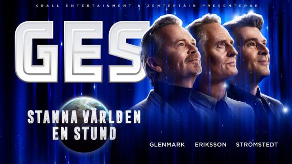 GES Stanna världen en stund - Stockholm