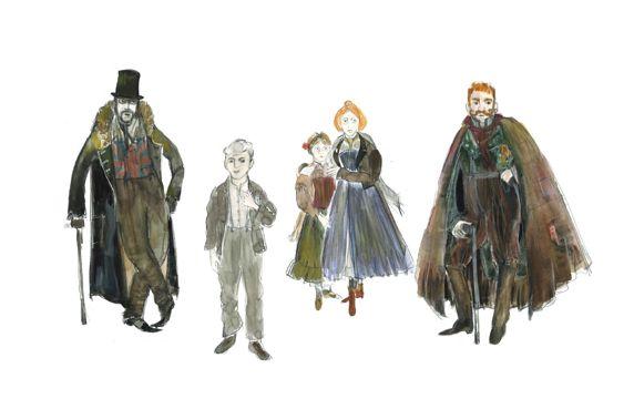Oliver - Göteborgsoperan