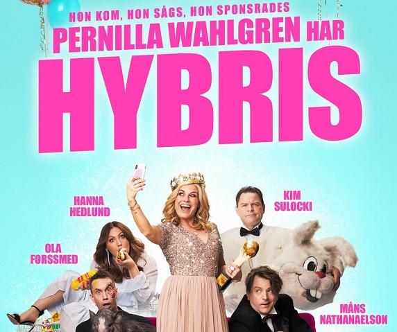 Pernilla Wahlgren har Hybris - Stockholm