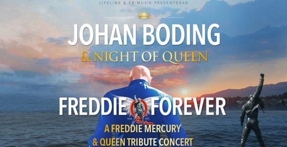 Queen, Freddie Forever - Göteborg