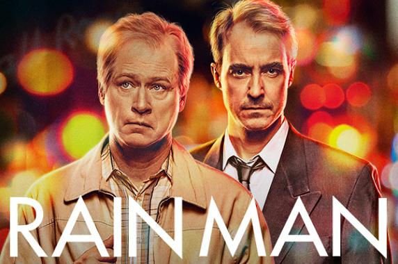 Rain Man - Stockholm