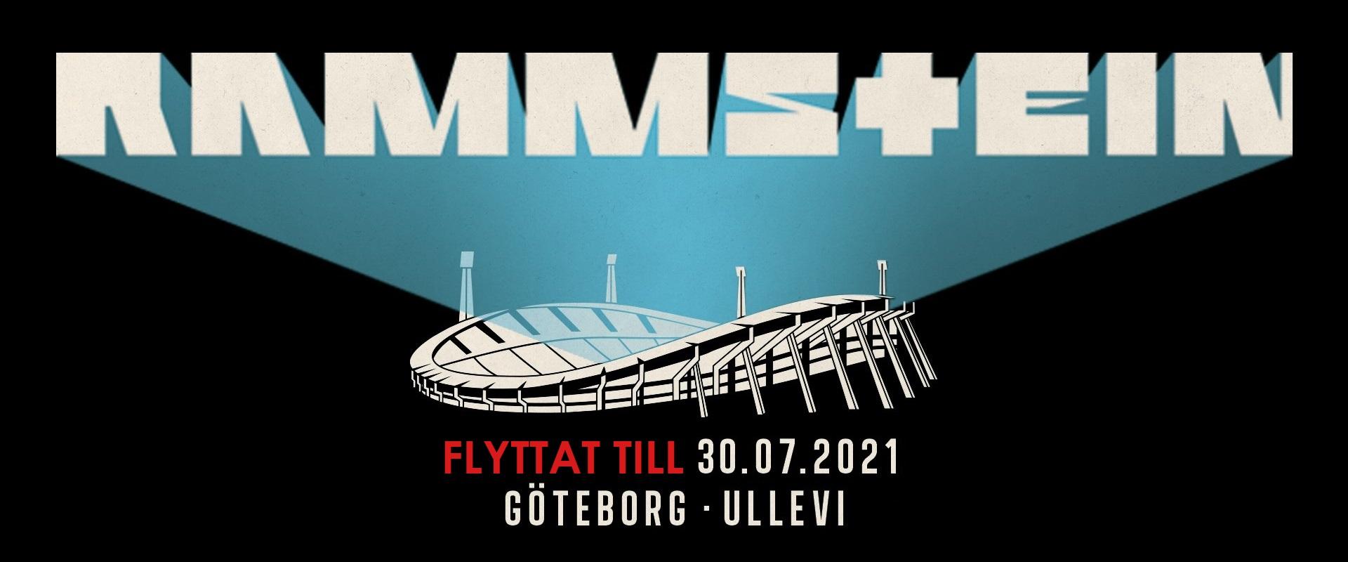 Rammstein - Göteborg 2021