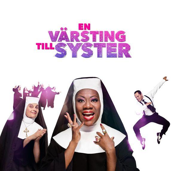 En värsting till syster - Stockholm